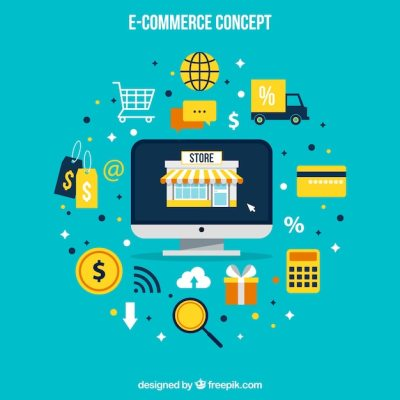 Ecommerce Vectors, Photos and PSD files   Free Download