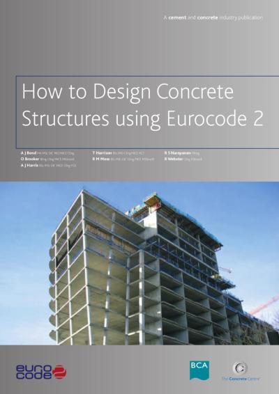 How to design concrete structures using Eurocode 2 by Joanne Khe - Issuu