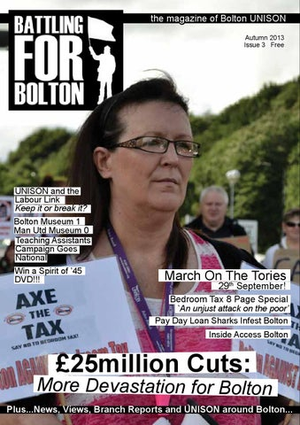 Battling For Bolton Issue 3 web by Mary Burns Publishing - Issuu