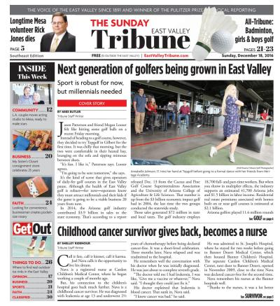 East Valley Tribune: Southeast Edition - Dec. 18, 2016 by Times Media Group - issuu