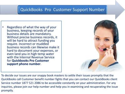 Quickbooks pro customer support number 1 877 521 2086 by pp4261775 - Issuu