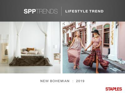 2019 New Bohemian Lifestyle Trend by SPP Trends - Issuu