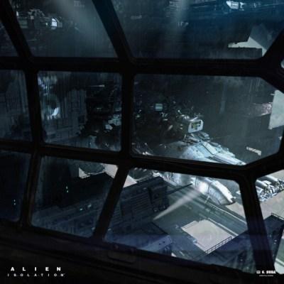 Fond d'écran du jeu Alien : Isolation - 2048x2048 - 409953 - jeuxvideo.com
