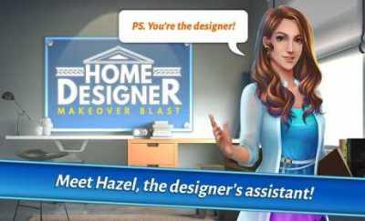 Home Designer - Match + Blast to Design a Makeover 1.1.10 ...