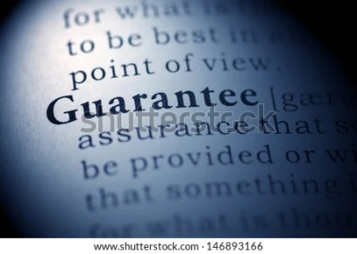 Fake Dictionary, Dictionary Definition Of The Word Guarantee. Stock Photo 146893166 : Shutterstock