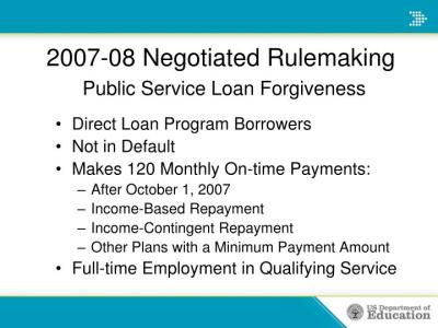 PPT - The National Association of Student Financial Aid Administrators National Conference ...