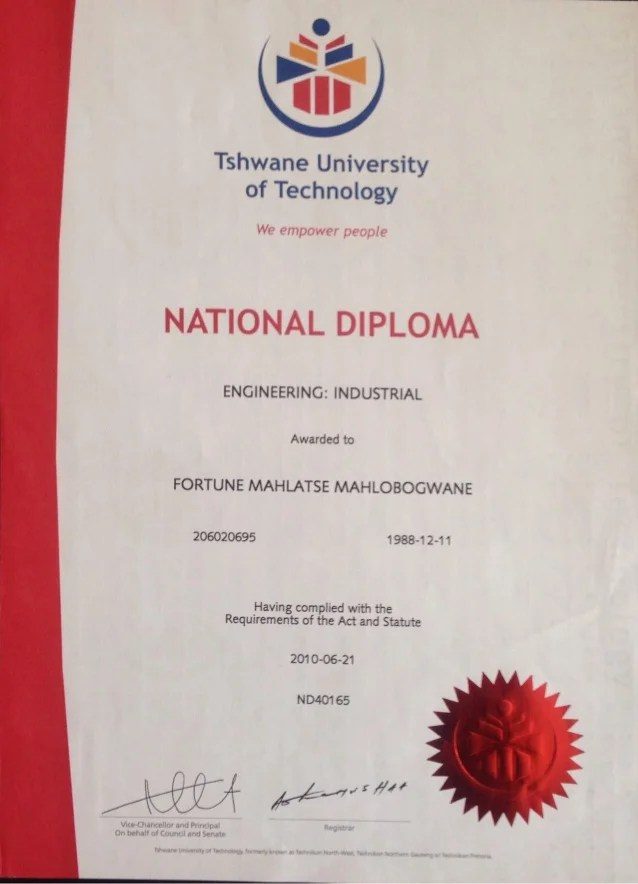 images for national diploma