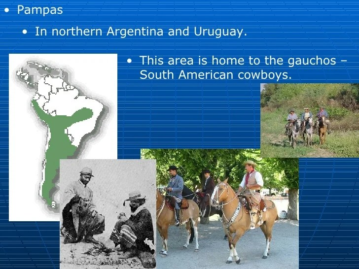 9 1 Landforms and Resources of Latin America