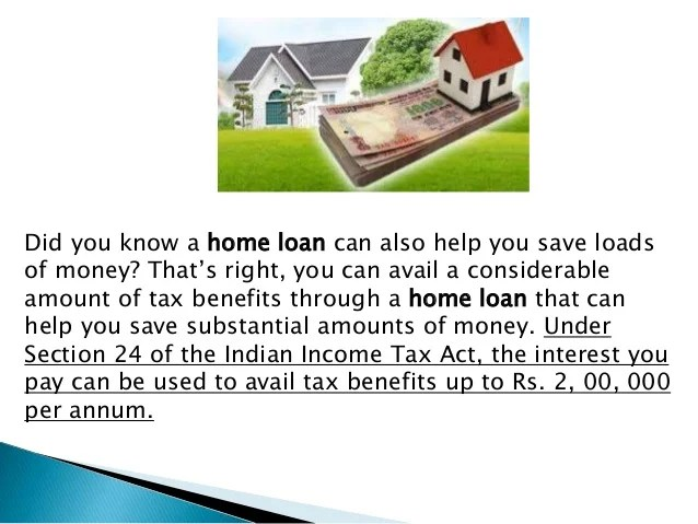 All you need to know about a property loan explained in 5 points.