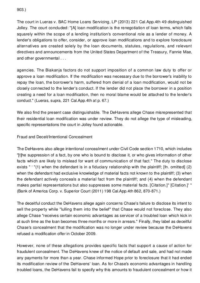 BRADLEY DEHAVEN v. JP Morgan Chase Bank CA3
