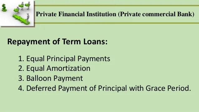 Business finance- Intermediate sources of Capital