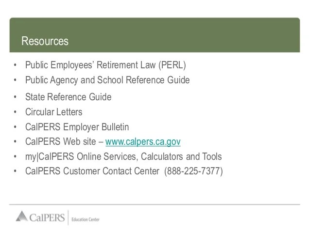 calpers retirement calculator table | Brokeasshome.com