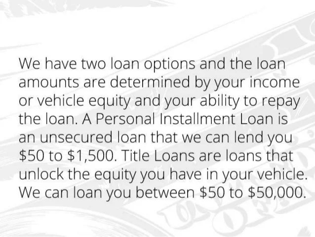 CASH 1 Personal Loans For Bad Credit Frequently Asked ...