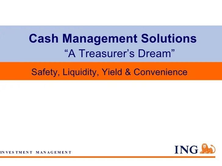 Cash Management Solutions Ippi Icp 310310