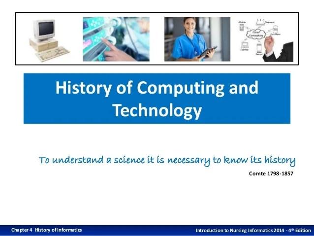 Introduction to Nursing Informatics (4th Ed) 2014 ...