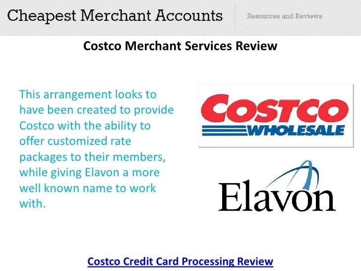 Costco Merchant Services Review