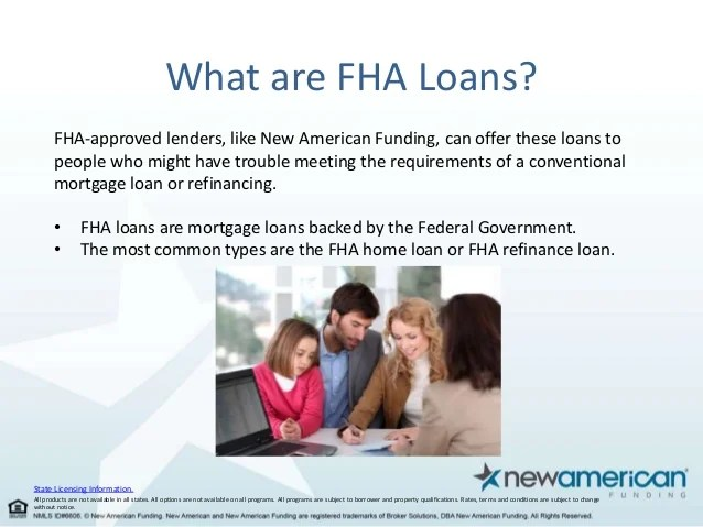 FHA Loan Pros & Cons