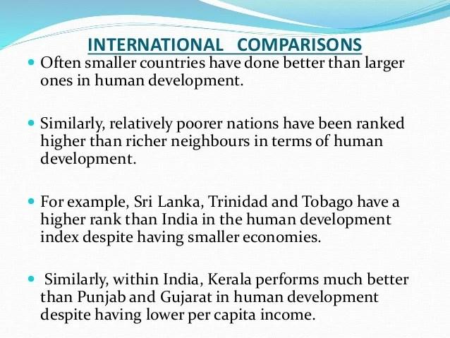 HDI(Human Development Index)