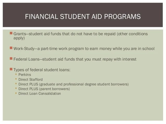 Finding, Applying & Winning Scholarships and Applying for Financial A…