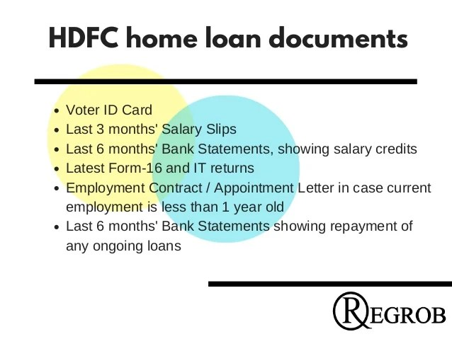 Home loan by hdfc bank | call- 9529331331