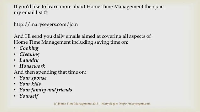 How Home Time Management Can Make College Easier