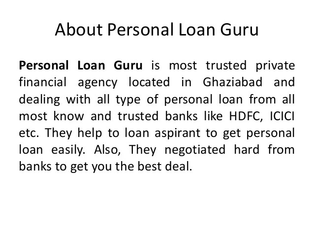 How to apply for ICICI Bank Personal Loan