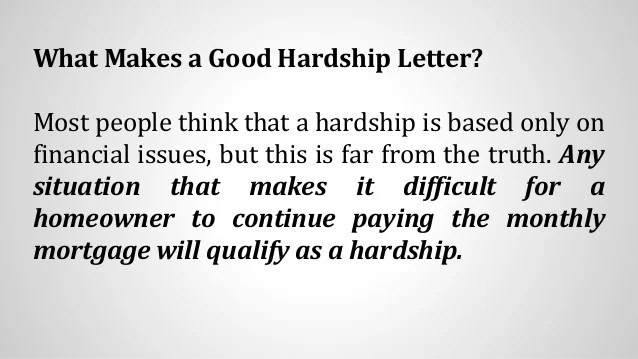 How to Write a Hardship Letter for Your Naperville Short Sale