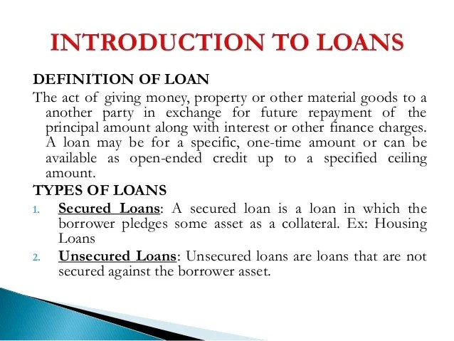 Long term Loan policy of Abhyduaya bank