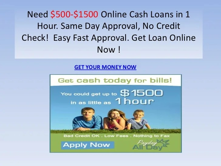 New payday direct lenders