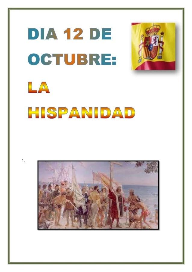 Qué se celebra el 12 de octubre