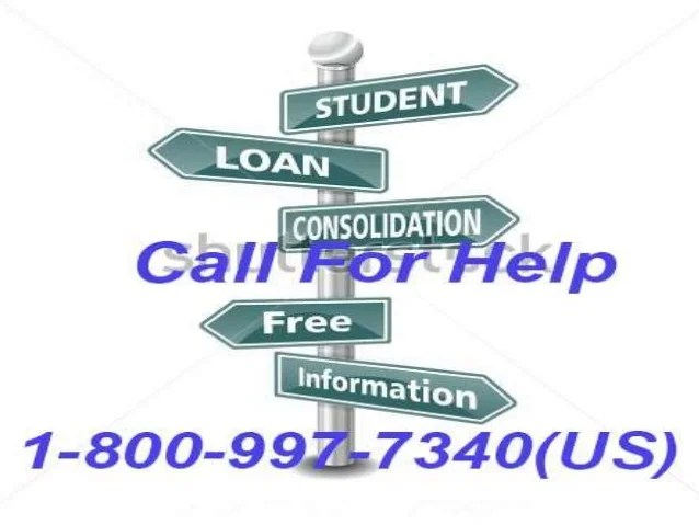Student Loan Consolidation,Helpline TollFree