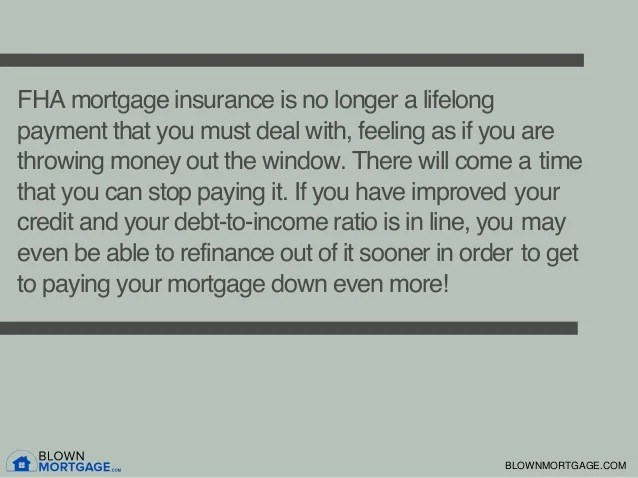 Two Easy Ways To Cancel FHA Mortgage Insurance