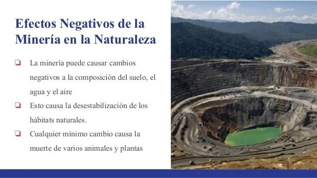 12A2 Consecuencias de la minería en Panamá