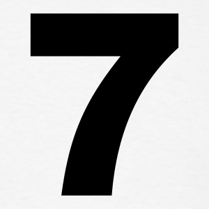 Number 7 T-Shirts | Spreadshirt