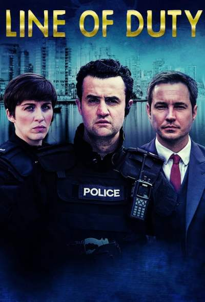 Line of Duty (TV Series 2012- ) - Posters — The Movie Database (TMDb)