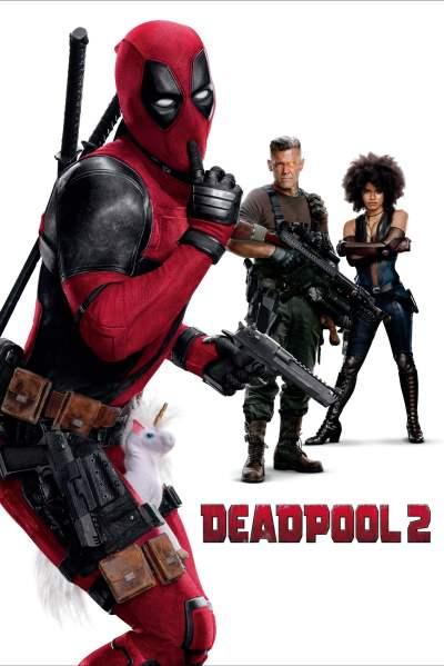 Deadpool 2 (2018) - Posters — The Movie Database (TMDb)