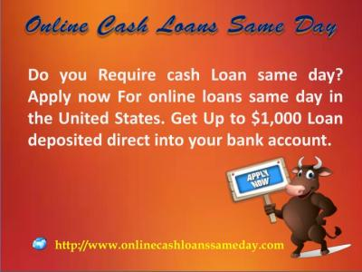 PPT - Same day Payday loans online- Best to meet the urgent ends PowerPoint Presentation - ID ...
