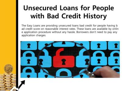 PPT - Flexible Offers on Unsecured Loans in the UK PowerPoint Presentation - ID:7402243