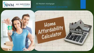 PPT - How Much House Can I Afford: Importance of Mortgage Affordability Calculators PowerPoint ...