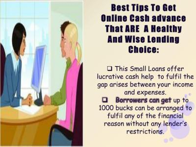 PPT - Cash Loans for Long Term - Effective Loan Deal For ...