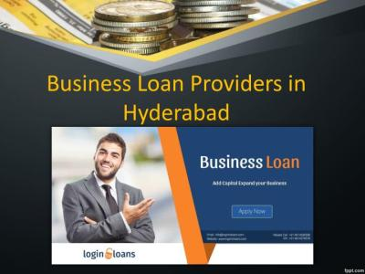 PPT - Apply Business Loan online, Business Loan India, online Business loans - Logintoloans ...