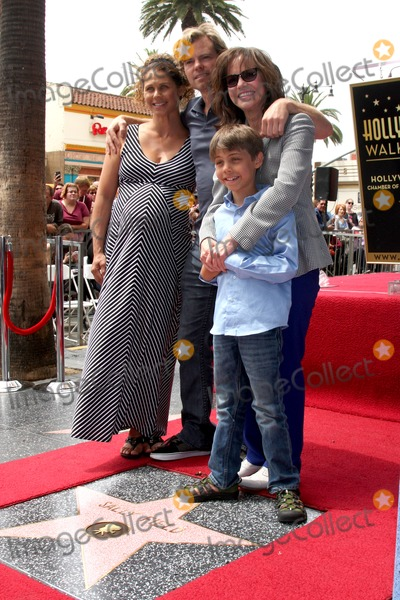 Photos and Pictures - LOS ANGELES - MAY 5: Sally Field, her son Eli Craig, daughter-in-law Sasha ...