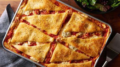 Sheet-Pan Lasagna Recipe - Pillsbury.com