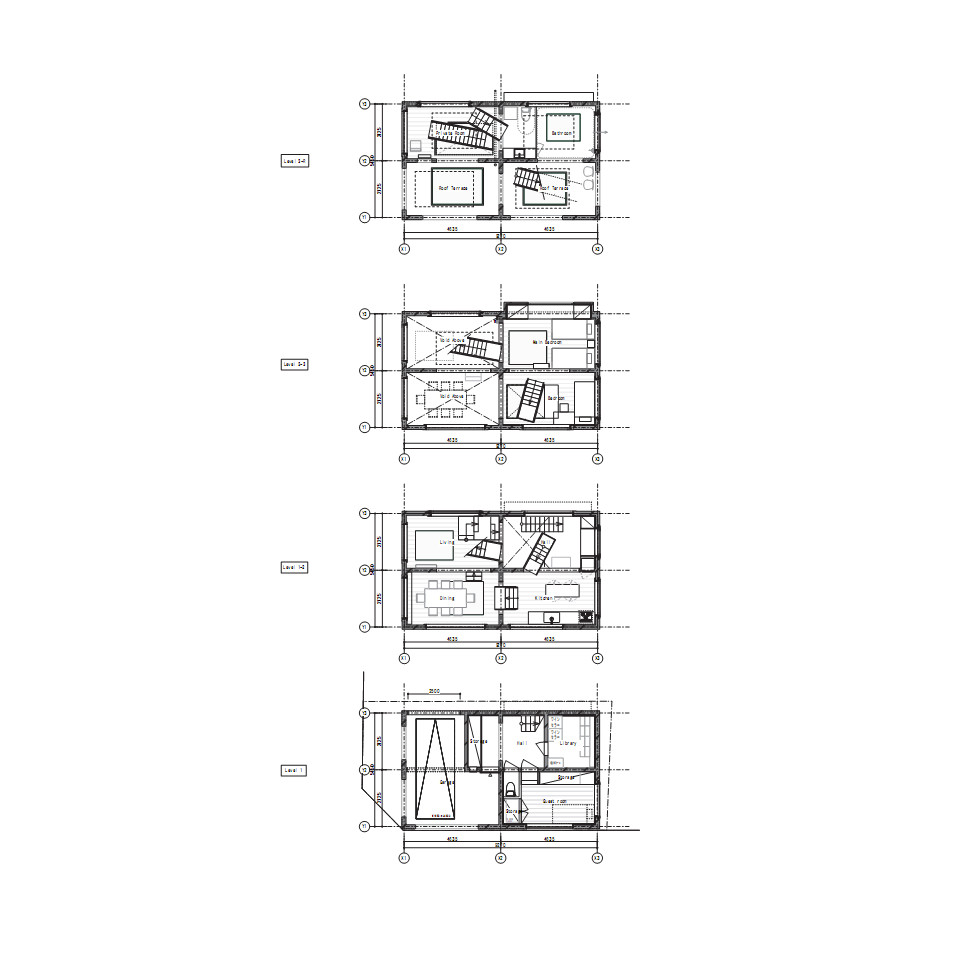 Gallery of House H / Sou Fujimoto Architects - 8