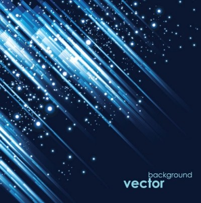 Cool blue background vector 3 glare Free vector in Encapsulated PostScript eps ( .eps ) vector ...