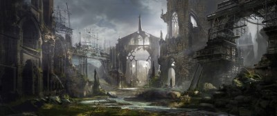 Ruin Wallpaper and Background Image | 1920x810 | ID:151171 - Wallpaper Abyss