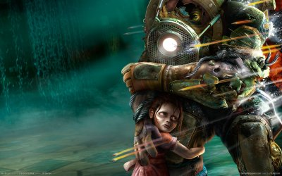 Bioshock 2 HD Wallpaper | Background Image | 1920x1200 | ID:263863 - Wallpaper Abyss