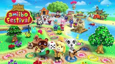 Animal Crossing: Amiibo Festival HD Wallpaper | Background Image | 1920x1080 | ID:676732 ...