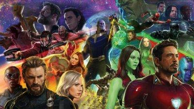 Avengers: Infinity War HD Wallpaper | Background Image | 1920x1080 | ID:885339 - Wallpaper Abyss