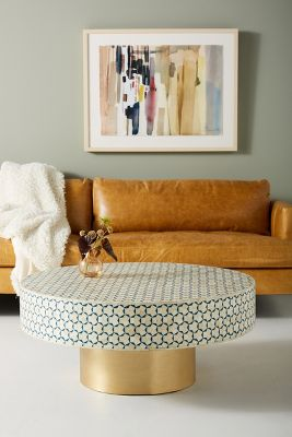 Unique Furniture   Designer Furniture   Anthropologie Targua Moroccan Coffee Table
